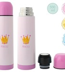 Termos princess 500 ml różowy KIOKIDS