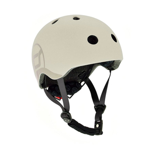 SCOOT&RIDE Kask 3+ Ash