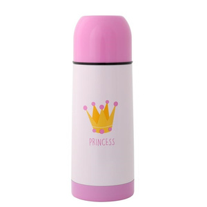 Termos princess 350 ml różowy KIOKIDS