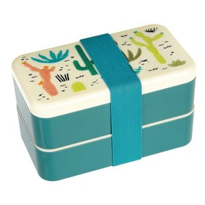 Lunchbox bentobox kaktusy  REX LONDON